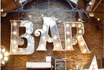 //basement bar// / by Kate Morawetz