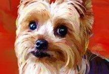 I Paint Paws / Pet portraits by Artist Jackie Jacobson