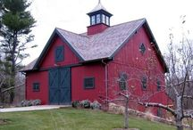 Barns... One of my favorite places to be! I guess I'm a barn babe. / Country / by Elle B. Speeks