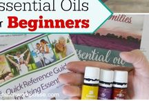 Essential Oils / Essential oils and their natural healing and therapeutic benefits.
