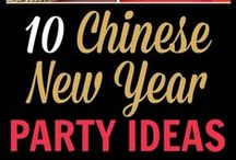 Chinese New Year / Inspiration for fun Chinese New Year crafts and party inspiration! It is the year of the Monkey 2016!