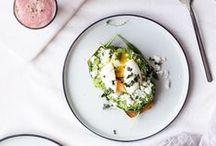 Blissful Breakfast Recipes / Ideas for a healthy breakfast