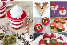 Christmas food / All kinds of Christmas recipes