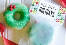 Christmas Craft Party Ideas / by Rebecca Restrepo