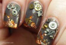 Inspiring Nail Designs / by Makeup Utopia