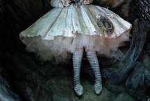 Alice In Wonderland / pictures that inspired me
