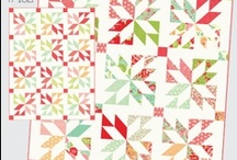 Quilting ideas / by Ashlee Pidcock