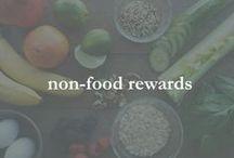non-food rewards / nurture yourself
