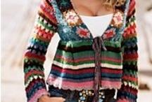 Crochet Clothing / by Tammy Drouillard-Jozwiak