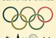 Olympic & Sport Mascots / by Franck Adan