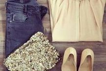 ::fashion:: / Styles I like, would like to have and wish I could wear.  / by April Ewing