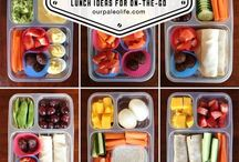 Gluten and Dairy Free Lunches / by Laurie Coombs