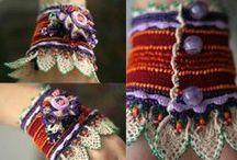 Crochet Jewelry / by Tammy Drouillard-Jozwiak