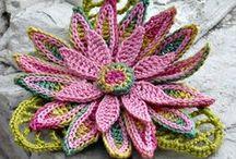 Crochet Appliques  / by Tammy Drouillard-Jozwiak