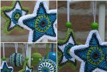 Crochet Stars / by Tammy Drouillard-Jozwiak