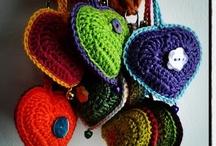 Crochet Hearts <3 / by Tammy Drouillard-Jozwiak