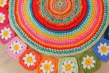 Crochet ~ Rugs / by Tammy Drouillard-Jozwiak