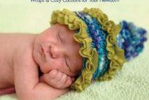 Crochet Baby & Toddler Hats / by Tammy Drouillard-Jozwiak