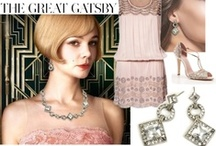1920s Art Deco Fashion & Jewelry / 1920s Art Deco fashion comes to life in top films such as Cafe Society and The Great Gatsby... and EVERY time you wear a piece of Sweet Romance Jewelry.