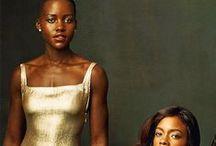 Lupita Nyong'o / Dark Beauty