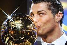 The Best FOOTBALLER / Cristiano Ronaldo