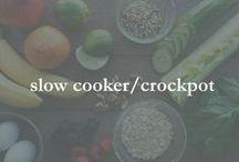 slow cooker/crockpot / slow cooker & crockpot ideas for quick & convenient meals