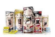 Etiketten · Verpackungen / Schöne und originelle Verpackungen
