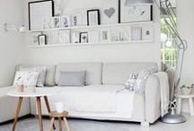 Home Inspiration - White / #Home #white #trend #chic #davidjones #decor #inspire #decorate