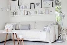 Home Inspiration - White / #Home #white #trend #chic #davidjones #decor #inspire #decorate