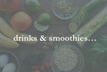 drinks & smoothies / drinks, beverages, smoothies, tea, coffee, hydrate, sip