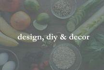 design, diy & decor / art, decorating, design, crafts, projects, diy ideas