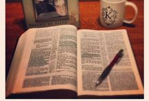 Bible / by Melanie Cureton