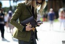 Winter of Style: Khaki