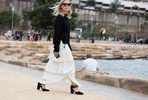 MBFWA Street Style / Fashion Week Australia