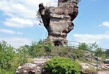 Pfalz und Umgebung Ausflugsziele