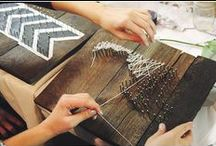 D I Y / A plethora of crafts and DIY projects to recreate when in need of a new project.