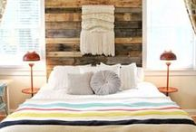 H o m e / Inspiring ideas for when I stop renting and can purchase a house of my own. I adore shabby, kitschy, DIY chic.