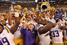 GEAUX TIGERS!!! / Only the Best Go to LSU... / by T. Almon