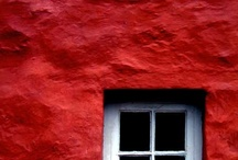 COLOURS  |  Red is beautifull