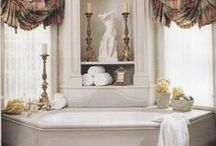 Bathroom Bliss / Soothing and Serene Spa-like Retreats / by T. Almon