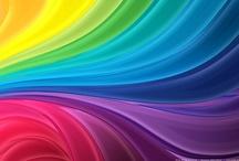 COLOURS  |  Rainbow