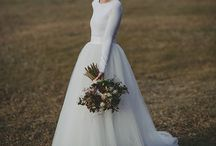 BRIDE / All things bride: dresses, hair, makeup, shoes, rings