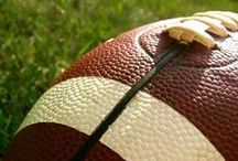 Football <3  / by Lauren Beggs