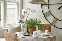 All about the decor details / Fabulous furnishings and home décor pieces that speak to me.