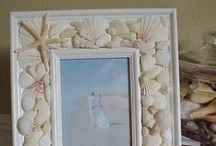 She Sells Seashells / pieces I made using seashells
