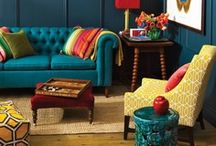 For the love of furniture & décor / by Jennifer Pethoud-Doherty