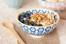 Delicious - Breakfast / I love all things breakfast! Enjoy this collection of sweet and savory breakfast ideas for the most important meal of the day!