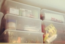 Home - Storage & Organisation / I'll clean and organize anything that's not nailed down! Here are some great tips and tricks for cleaning and organizing your home!