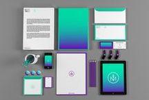 Branding / Logo / by Violette Tao