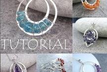 Wire Wrapped Jewelry Tutorials